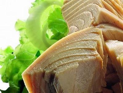 La dieta del atún, perder unos kilos rápido