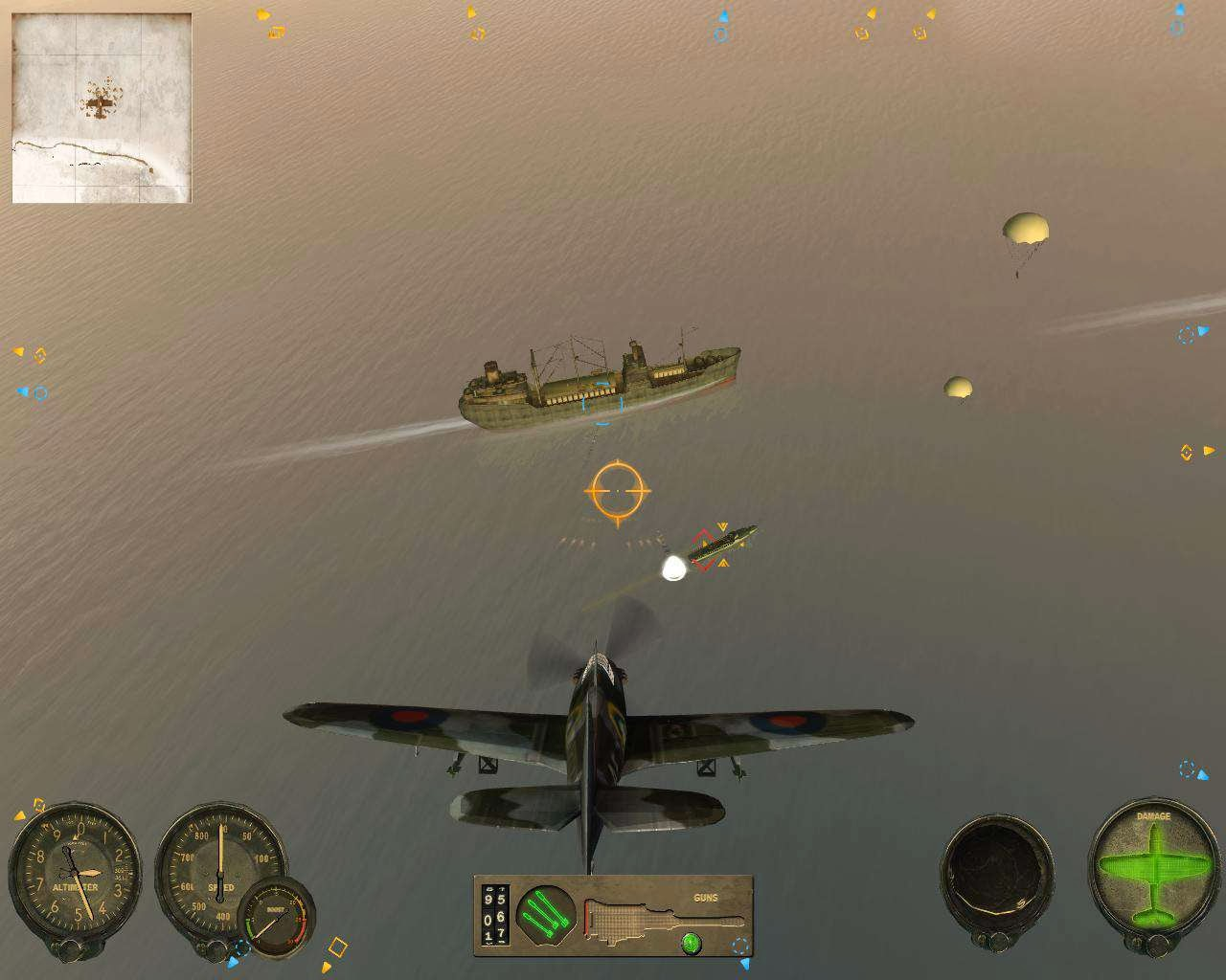 Squadron Battle of Britain - Download Game PC Iso New Free