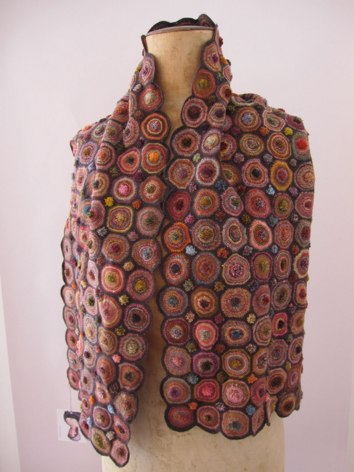 Crochet Patterns Like Sophie Digard : Onabee Blog: New Sophie Digard Scarves..
