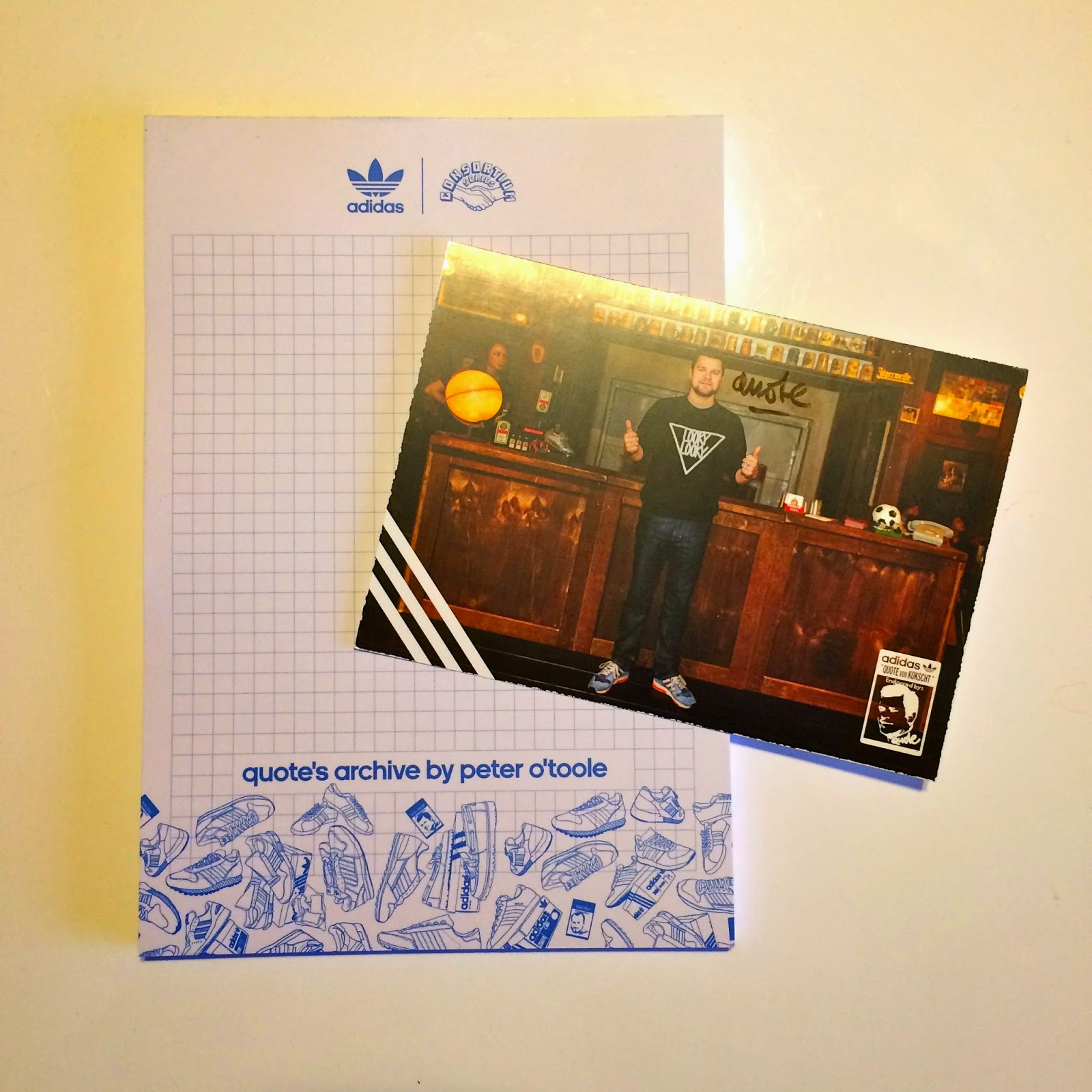 adidas originals buch