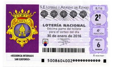 loteria nacional ildefonso