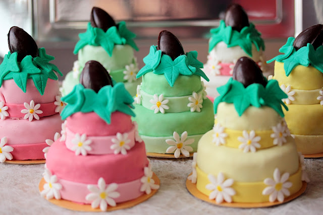 design a cake, cake design, mini cakes, segnaposto
