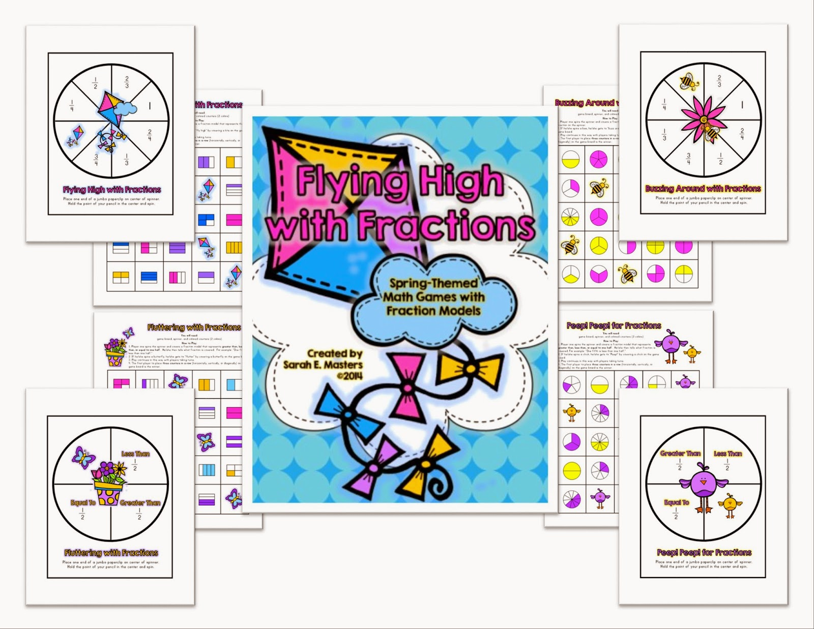 http://www.teacherspayteachers.com/Product/Flying-High-with-Fractions-Fraction-Math-Games-Math-Centers-1180107