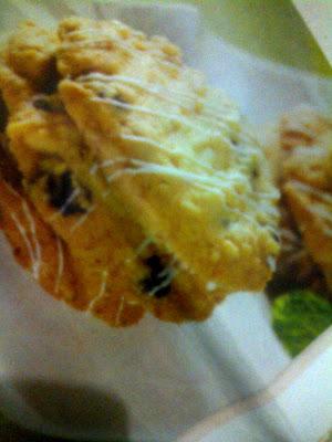 Kue Lemon Coklat Chip Yang Lezat