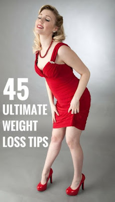 45 Ultimate Weight Loss Tips