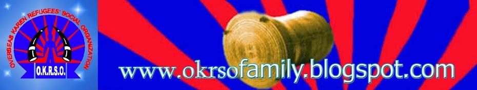 OKRSO's family