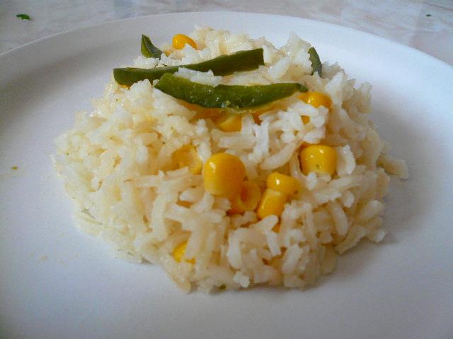 Sopa de arroz blanco mi cocina r pida for Como se cocina el arroz