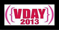 image V-Day banner Courtesy Academy Theatre Lindsay