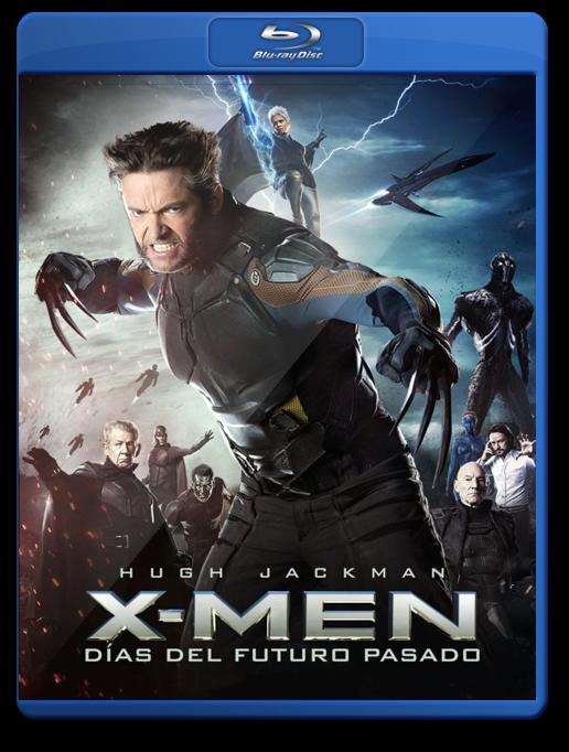X-Men Dias Del Futuro Pasado Bluray