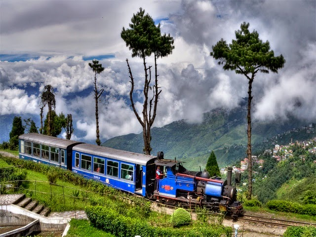 Darjeeling Himalayan Railway - Through the Roof of the World