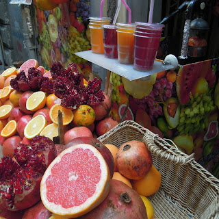 juice stand istanbul