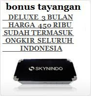 receiver Skynindo hd800 450ribu SUDAH ONGKIR