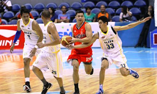 Gary David vs Blackwater