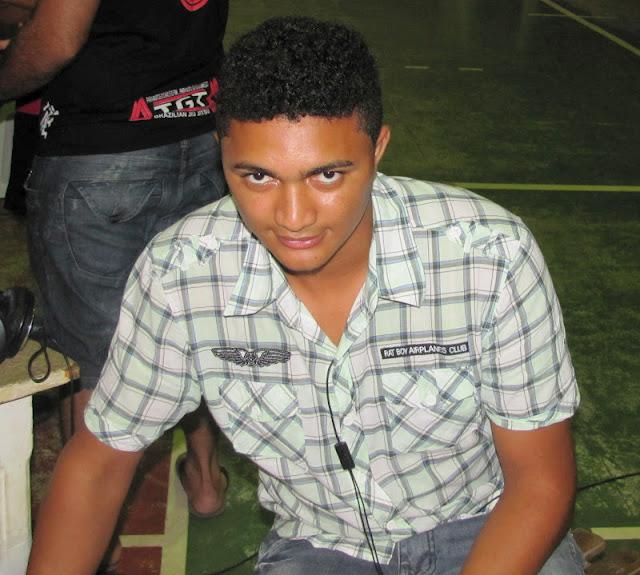 Locutor Leandro Mateus