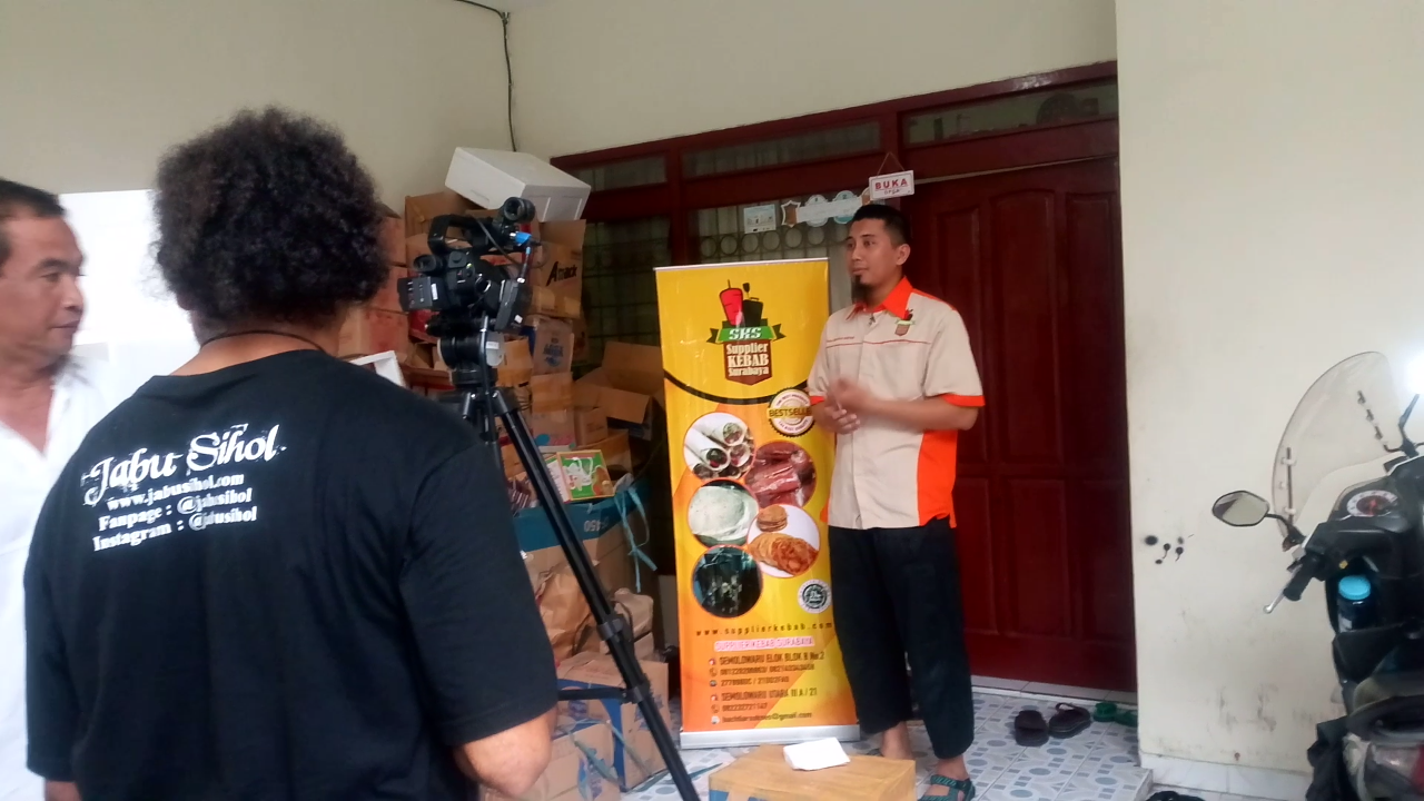 Diliput TV lokal yang disiarkan ke 13 Stasiun TV se Indonesia | 28 Maret 2017