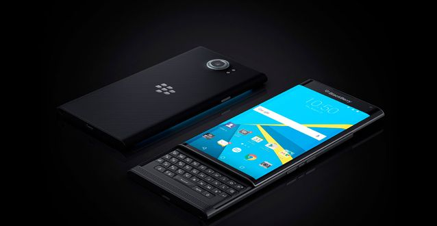 BlackBerry Launched Android Based 'Priv' Smartphone In India For Rs 62,990