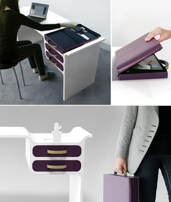 Creative Desks and Cool Desk Designs (20) 9