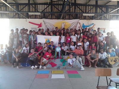 1º Encontro de Formação Diocesano da JM em Maceió/AL