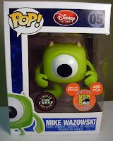 Funko Pop! Mike Wazowski SDCC2011