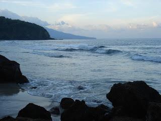 Virgin Beach/Pantai Pasir Putih, Bali