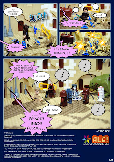 Brickómic 2: Qué será, será... (página 3 de 3)