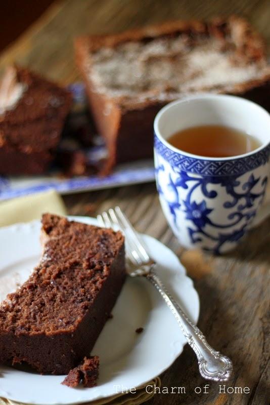 Cinnamon Chocolate Chunk Bread