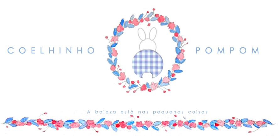 Coelhinho Pompom