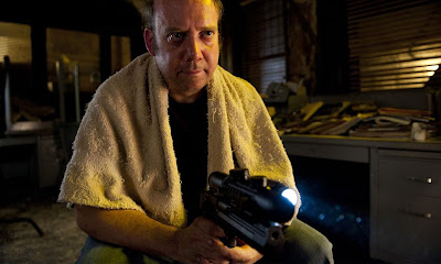 Paul Giamatti as Benno Levin aka The Pastry Assassin, Cosmopolis (2012), Directed by David Cronenberg