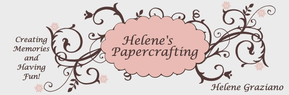 Helene's Papercrafting