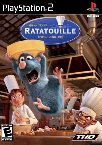 Ratatouille (PS2) 2007
