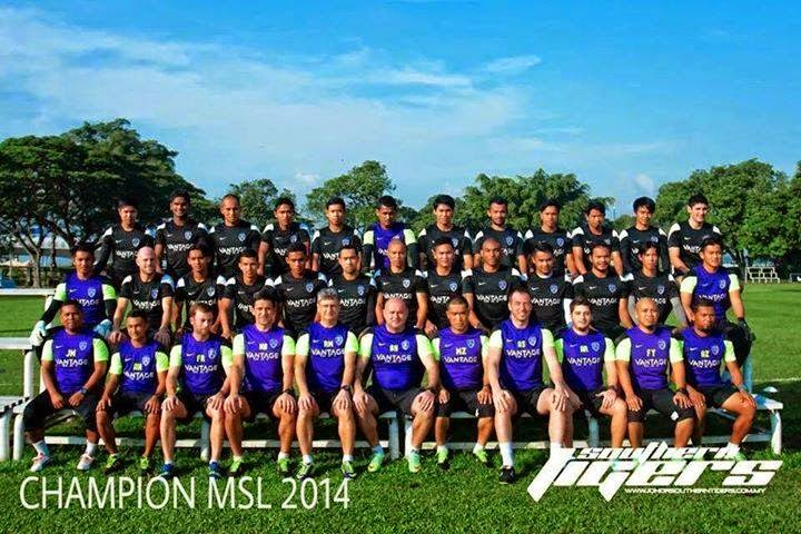 Team Johor Darul Takzim JDT FC 2017