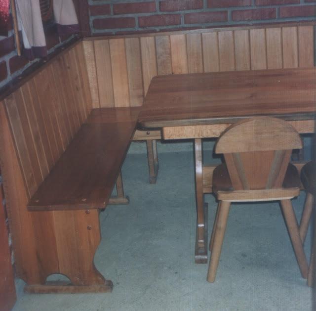 Fabricaci n de muebles puertas y ventanas en osorno for Comedor de diario