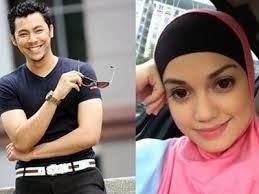 Gambar Nikah Syamsul Yusof dan Puteri Sarah 8 MAC 2014