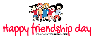 Happy Friendship Day 2017 - Wishes Quotes Messages and Images