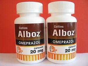 Medicine omeprazole 20 mg