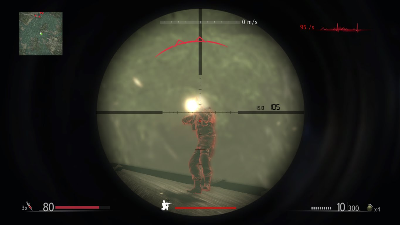 Download Games Sniper Ghost Warrior For Free | GAMES FREE