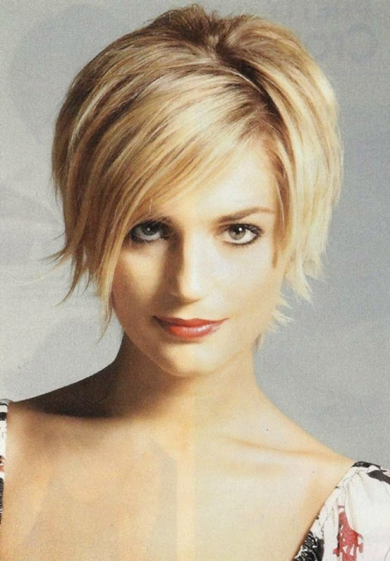 best hairstyle short hair}