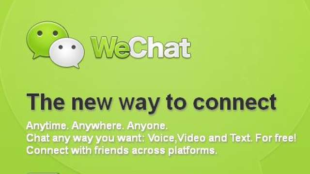 Download WeChat untuk Handphone Blackberry Gratis