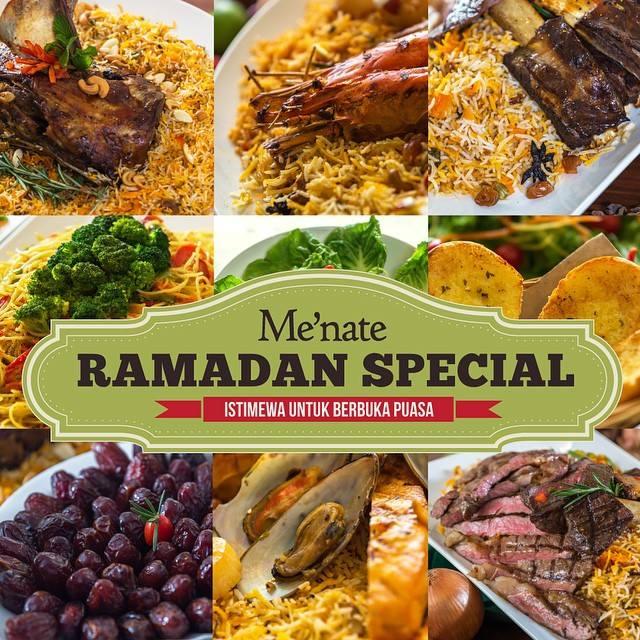 Hidangan Istimewa Ramadhan di Me'nate Steak Hub