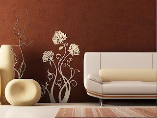 ������ ���� 2012, ����� 2012,������� wall-stickers-flower.jpg