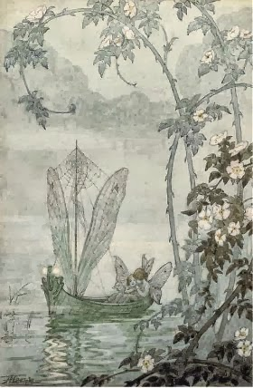 The Fairy Boat (H. Hechle)