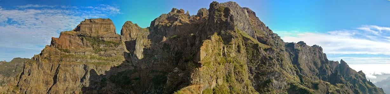 Montanha Madeira