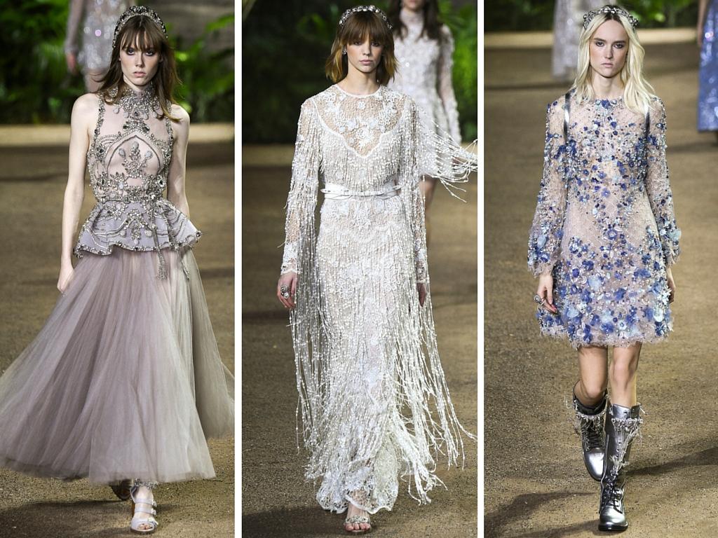 Paris Fashion Week Haute Couture SS16 Elie Saab