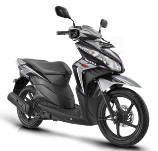 Honda Vario Techno CBS black final