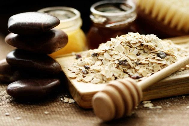 Oatmeal face mask for acne recipe