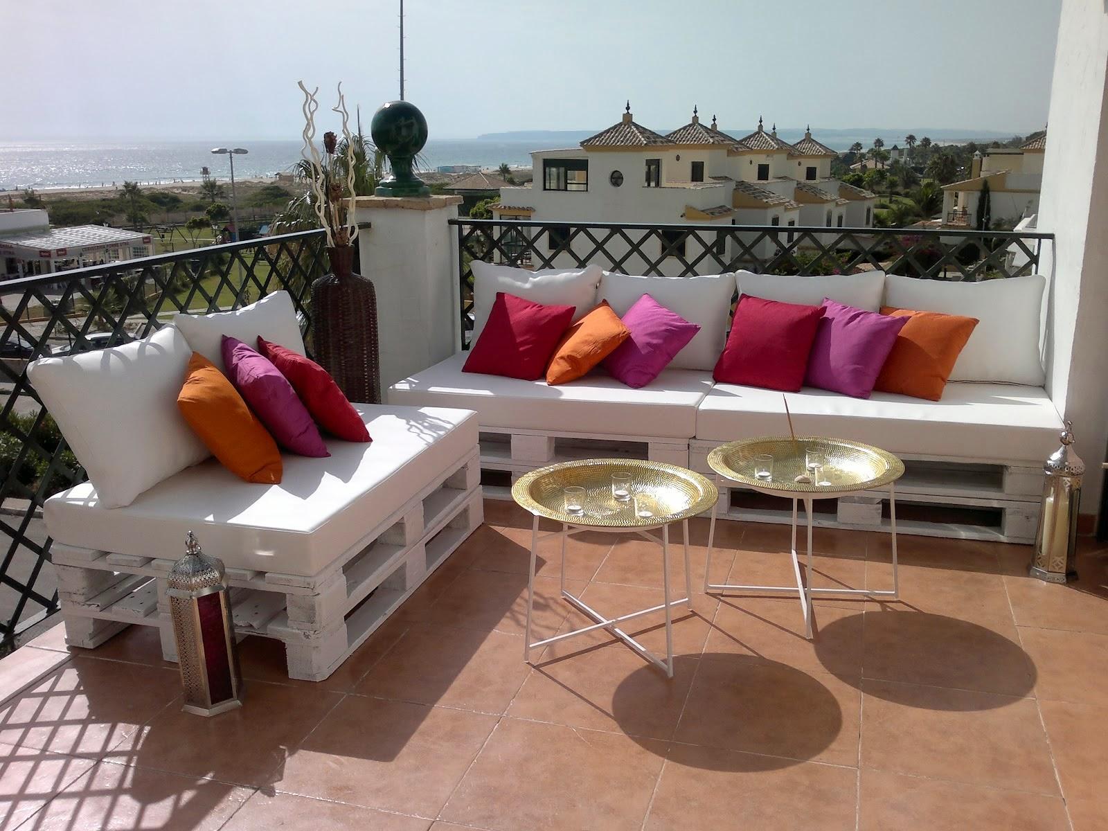 Ideas para decorar - Decoracion terrazas chill out ...