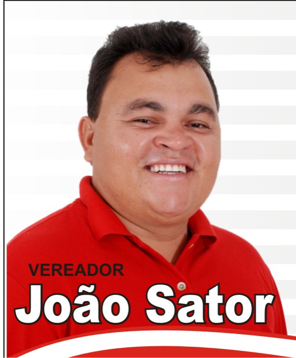 Vereador João Sator