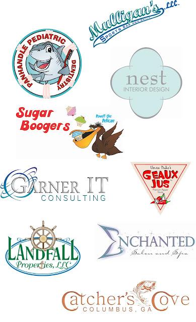 Creative Printing of Bay County, Inc. - Panama City, Florida - Graphic Design - Custom Logos