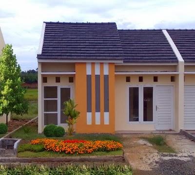 Dekorasi Taman Rumah Minimalis Tipe 36