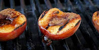 Weight Loss Recipes : Grilled Peaches on the Half Shell